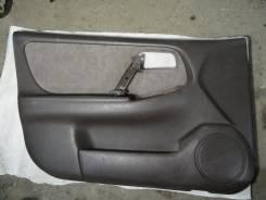 Обшивка двери. Nissan Bluebird, EU14, HNU14, ENU14, HU14, SU14, QU14 Двигатели: SR18DE, SR20DE, CD20E, SR20VE, QG18DE, CD20, CA20, QG18DD