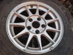 Bridgestone. 6.5x15, 5x114.30, ET30, ЦО 75,0мм.