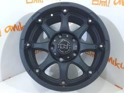 Black Rhino. 9.0x17, 5x150.00, ET12, ЦО 110,0мм.