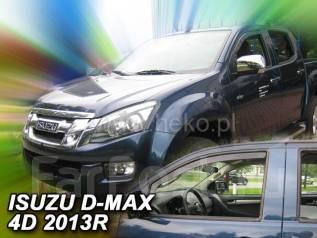 Ветровик на дверь. Isuzu D-MAX. Под заказ