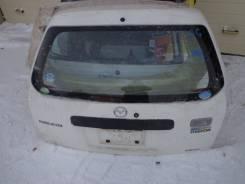Дверь багажника. Mazda Familia Nissan NV150 AD Nissan AD Nissan Wingroad Nissan Wingroad / AD Wagon