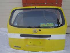 Дверь багажника. Toyota Probox, NCP58G, NCP59G, NCP51, NCP50, NCP52, NCP55, NCP59, NCP165V, NCP58, NCP160V, NCP51V, NCP52V, NCP50V, NCP55V Двигатели...