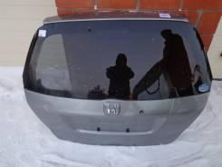 Дверь багажника. Honda Fit, GD4, GD3, GE7, GE6, GD2, GD1, CBA-GD4, DBA-GD1, DBA-GD4, CBA-GD3, DBA-GD3, CBAGD3, CBAGD4, DBAGD1, DBAGD3, DBAGD4