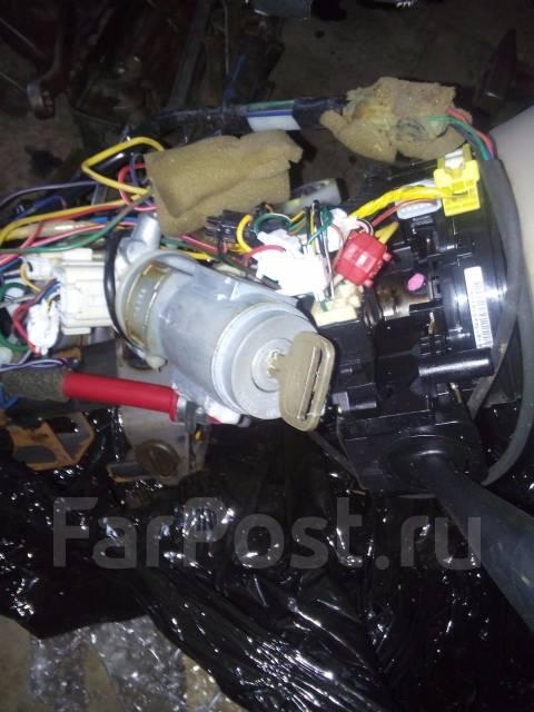 Замок зажигания. Toyota: Lite Ace, Platz, iQ, Corolla, Probox, Yaris Verso, MR-S, Tundra, Vista, Echo Verso, Mark II Wagon Blit, Tarago, Vista Ardeo...