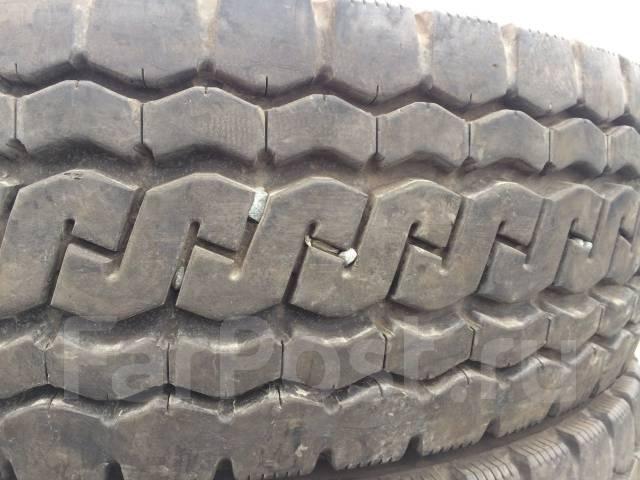 Bridgestone. Всесезонные, 2014 год, износ: 5%, 2 шт