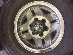 Toyota. 7.0x15, 6x139.70, ET-20