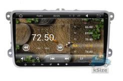 "Штатная магнитола VW универсальная 9"" Ksize DVA-MFB9016 Android"
