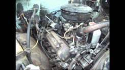 Двигатель. ГАЗ 3307 ГАЗ 53