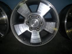 Toyota Land Cruiser Prado. 7.5x17, 6x139.70, ET30, ЦО 110,0мм.