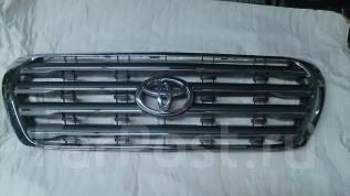 Решетка радиатора. Toyota Land Cruiser, URJ202, URJ200, UZJ200, VDJ200, URJ202W, UZJ200W Двигатели: 3URFE, 1URFE, 2UZFE, 1VDFTV