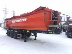 Kassbohrer. Самосвальный полуприцеп кесссборер 2014 года, 30 460кг.
