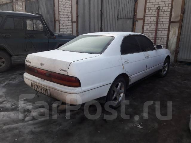 Toyota Crown. автомат, задний, 2.4, дизель