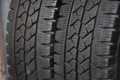 Bridgestone Blizzak VL1. Зимние, без шипов, 2014 год, износ: 30%, 2 шт