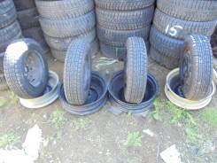 Goodyear Ice Navi Hybrid Zea. Зимние, 2011 год, износ: 5%, 4 шт