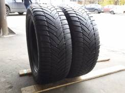 Dunlop Grandtrek WT M3. Зимние, без шипов, износ: 10%, 2 шт