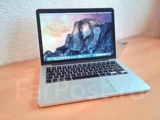"Apple MacBook Pro 13 2014 Mid MGX82 with Retina display. 13.3"", 2,6ГГц, ОЗУ 8192 МБ и больше, диск 250 Гб, WiFi, Bluetooth, аккумулятор на 7 ч."