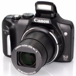 Canon PowerShot SX170 IS. 15 - 19.9 Мп, зум: 14х и более