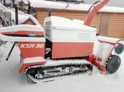 Kubota. Продам снегоуборочную машину KSR 30 DX, 1 505куб. см.