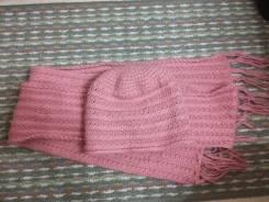 Шапка и шарф. 57, 58, 55-59, 59, 60, 61