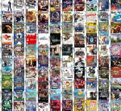 Игры для Nintendo DSi.