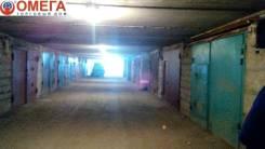 Гаражи капитальные. улица Нижнепортовая 6г, р-н Эгершельд, 20 кв.м., электричество, подвал. Вид изнутри