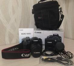 Продам фотоаппарат canon EOS 1000 D