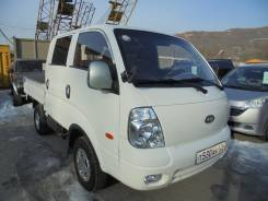 Kia Bongo III. Продам м/г KIA Bongoiii 2011 г. 4WD, 2 900 куб. см., 1 250 кг.