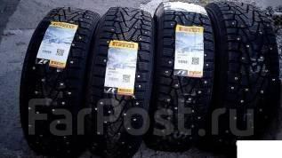 Pirelli Ice Zero FR. Зимние, шипованные, без износа, 4 шт