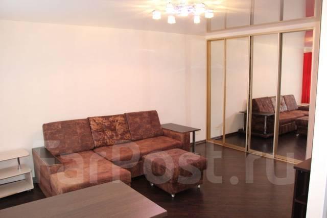 1-комнатная, улица Молодогвардейская 26. Центральный, 32 кв.м.