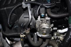 Заслонка дроссельная. Honda Jazz Honda Fit Aria Honda Fit Двигатель L13A
