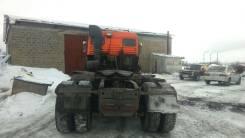 Камаз 6460. Продается седельный тягач , 11 760 куб. см., 20 000 кг.