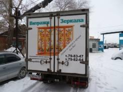 ГАЗ 3302. Продаётся газель термобудка, 2 400 куб. см., 1 500 кг.