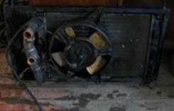 Вентилятор охлаждения радиатора. ЗАЗ Шанс ЗАЗ Сенс Двигатель MEMZ307