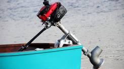 Медуза. 2,00л.с., 4-тактный, бензиновый, нога S (381 мм), 2018 год год