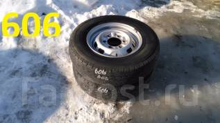 Продам пару грузовых колёс 185R14LT 8PR. 5.0x14 6x139.70 ЦО 100,0мм.