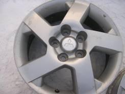 Mitsubishi. 6.5x16, 5x114.30, ET46, ЦО 67,0мм.