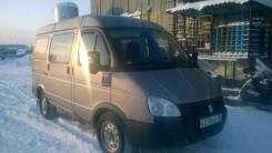 ГАЗ 2752. Продается ГАЗ Соболь 2752, 2011, 2 700 куб. см., 750 кг.