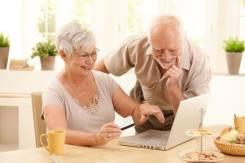 Компьютерные курсы для пенсионеров.