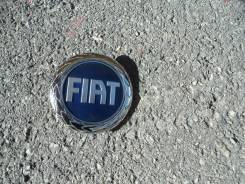 Эмблема багажника. Fiat Albea