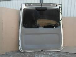 Дверь багажника. Toyota Voxy, AZR60, AZR60G Toyota Noah, AZR60G, AZR60