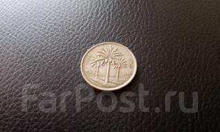 Ирак. Пальмы. 50 филсов 1975 года.
