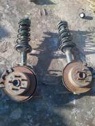 Ступица R, R и R, L со стойкой и суппортом. Toyota Carina ED, ST183 Двигатель 3SFE