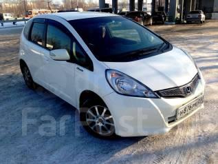 Honda Fit. вариатор, передний, 1.3 (99 л.с.), бензин, 94 000 тыс. км