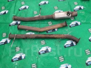 Выхлопная система. Toyota Cresta, JZX100 Toyota Mark II, JZX100 Toyota Chaser, JZX100 Двигатель 1JZGTE