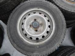 Bridgestone Blizzak W965. Зимние, без шипов, 2012 год, износ: 20%, 4 шт