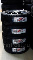 Новые Goodyear 235/45R18 На Crosspeed 5x114.3 ET55 Japan !. 7.5x18 5x114.30 ET55