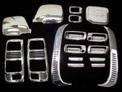 Накладка декоративная. Toyota Land Cruiser, FJ80, FJ80G, FZJ80, FZJ80G, FZJ80J, HDJ80, HZJ80, J80. Под заказ