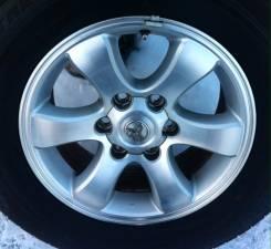 Toyota Land Cruiser Prado. 7.5x17, 6x139.70, ET30