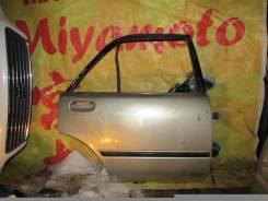 Дверь Toyota Carina 170 задняя правая