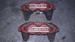 Тормозные Супорта 4pot Subaru Forester Impreza Legacy Outback бп РФ. Subaru Outback, BP Subaru Legacy, BL, BP Subaru Forester, SG5, SG9, SG Subaru Imp...